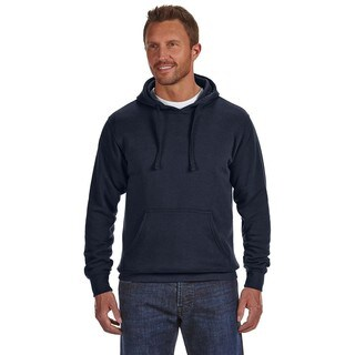 Cloud Men's Navy Pullover Fleece Hood (XL)