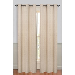 Moderna Polyester Curtain Panel Pair