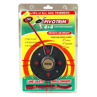 Maxpower 1101PT/70286B Pivot-Trim 4 X 4 Trimmer Head