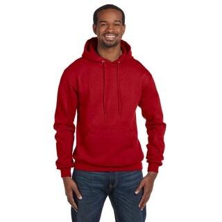 Men's Pullover Scarlet Hood