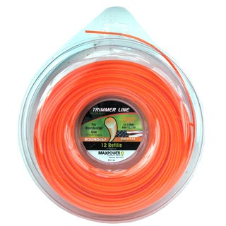 Maxpower 333195 .095-inch x 240-foot Trimmer Line