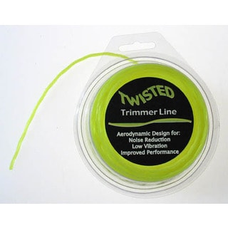 Maxpower 338807 .080-inch x 142-foot Twisted Trimmer Line