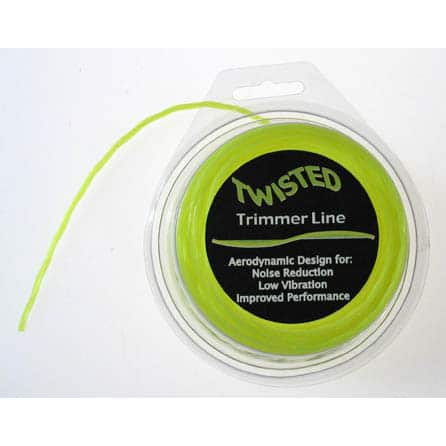 Maxpower 338808 .095-inch x 100-foot Twisted Trimmer Line