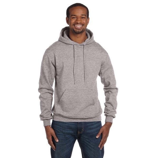 Mens Pullover Light Steel Hood (XL)