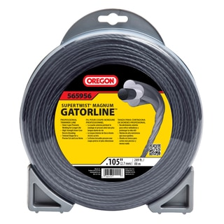 Oregon 565956 .105-inch X 289-foot Super Twist Magnum Gatorline