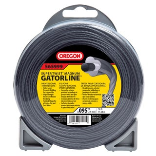 Oregon 565999 50-foot X .095-inch Super Twist Magnum Gatorline