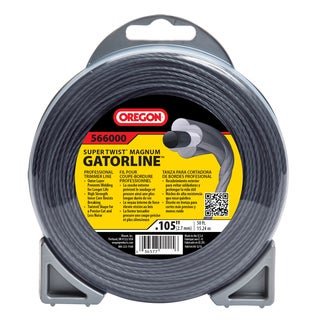 Oregon 566000 .105-inch X 50-foot Super Twist Magnum Gatorline