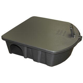 Harris RATBOX Rat Locking Bar Bait Station