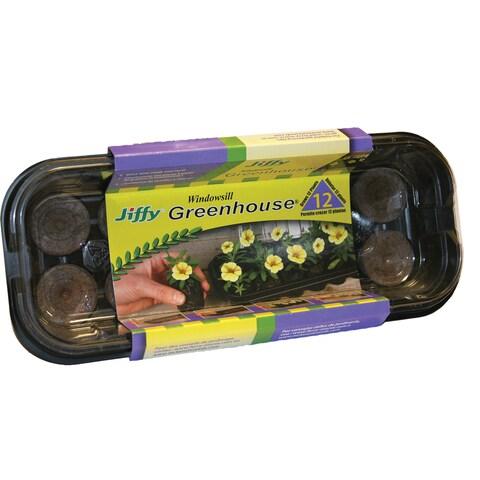 Jiffy J312 Jiffy Pellet Greenhouse