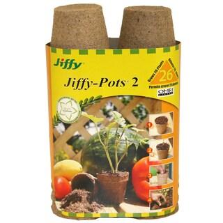 Jiffy JP226 26-count 2-1/4-inch Jiffy Pots