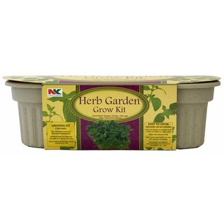 Jiffy KHB6 Herb Garden Grow Kit