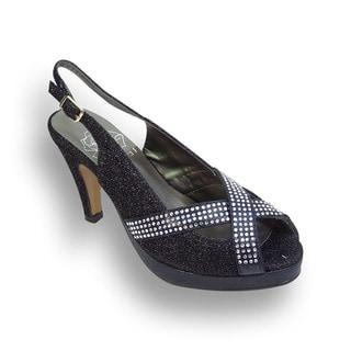 FIC FLORAL Women's Tiffany Extra Wide Width Heel