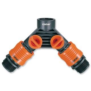 Claber 8599 Y Faucet Connector