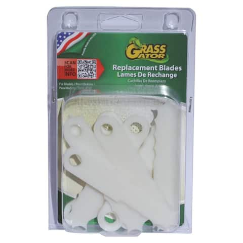 Grass Gator 3610-6 3 Sets Grass Gator Weed I Replacement Blades