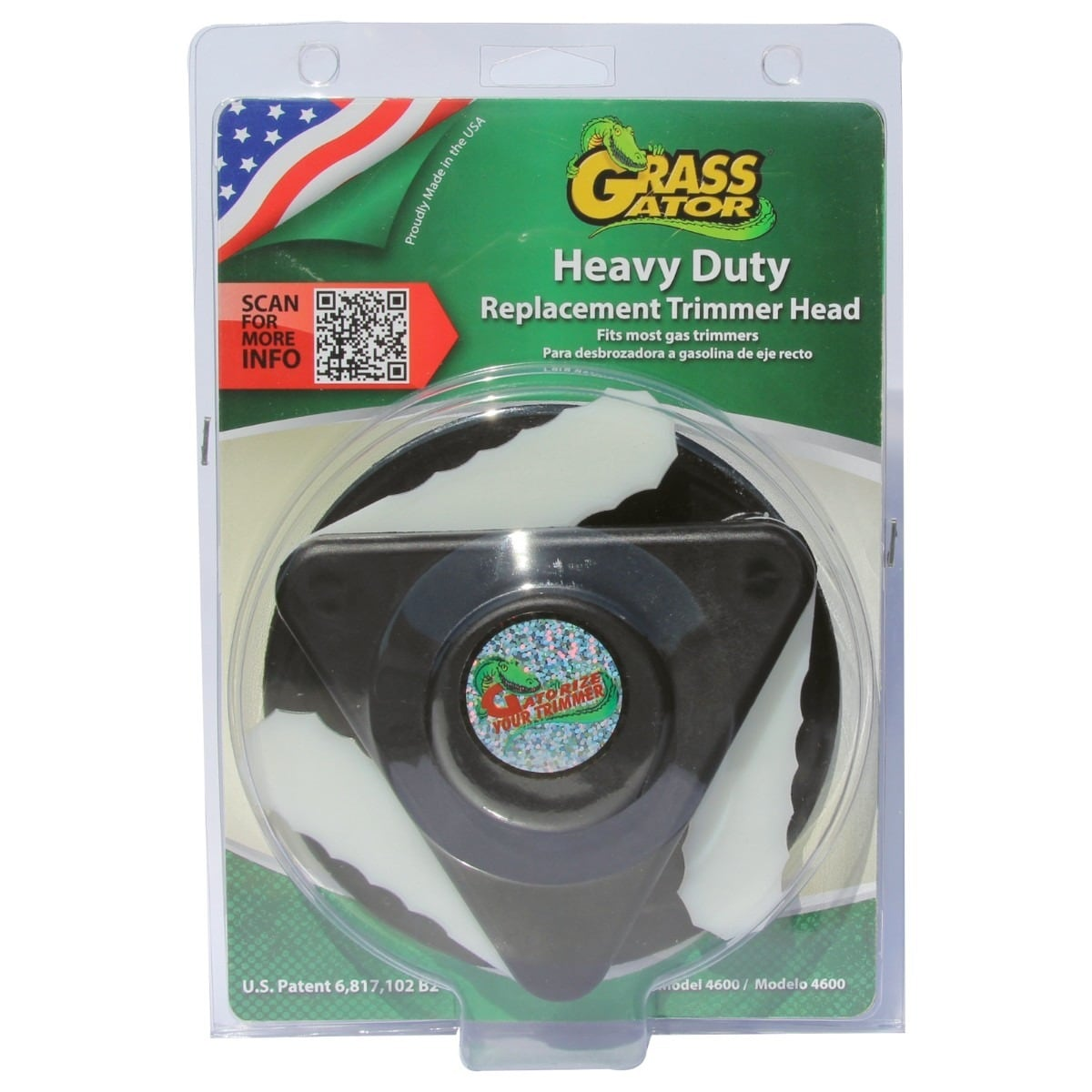 Grass Gator 4600-6 Grass Gator Weed II Replacement Head (...