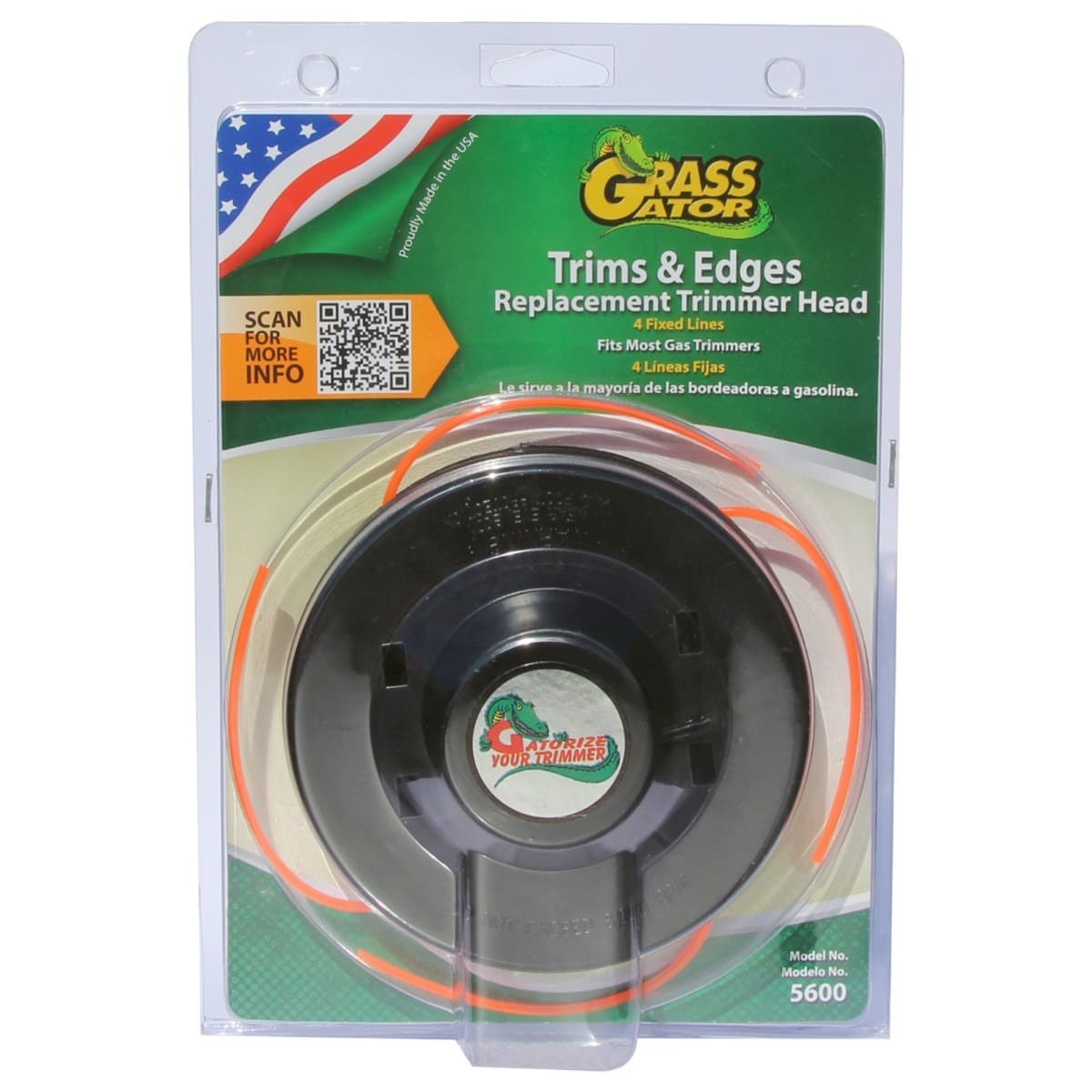 Grass Gator 5600-6 Grass Gator String Trimmer Replacement...