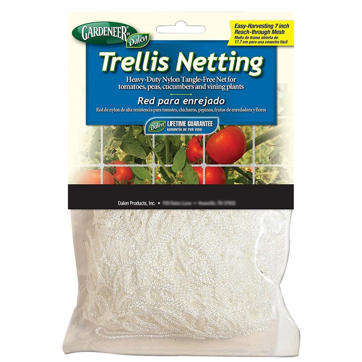 Gardeneer TP-60 5-foot X 60-foot Trellis Netting (Plant S...
