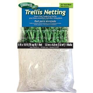 Gardeneer TPSM-15 5-foot X 15-foot Heavy-Duty Tangle-Free Trellis Netting