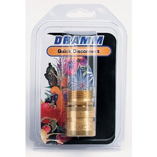 Dramm 60-22729 Hose Quick Disconnect