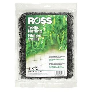 Ross 16301 6-foot X 12-foot Trellis Netting
