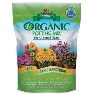 Espoma AP1 1 Cubic Foot Organic Potting Mix