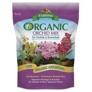 Espoma OR4 4 Quart Organic Orchid Mix