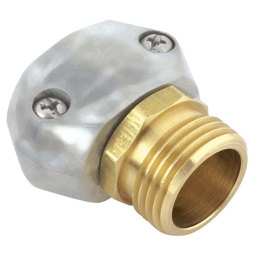 Gilmour Group 01MZ 5/8-inch & 3/4-inch Male Hose End Mend...