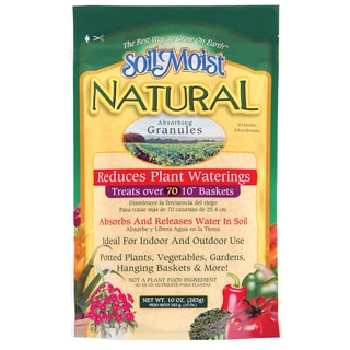 Soil Moist Natural SMN10 10-ounce Absorbing Granules
