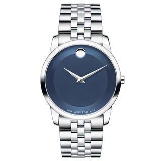 Movado Men's 0606982 Swiss Museum Classic Stainless Steel Bracelet Quartz Watch