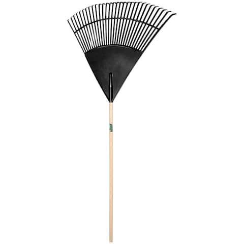 Union Tools 64169 30-inch Poly Leaf Rake