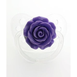 Adorable Flower Pacifier