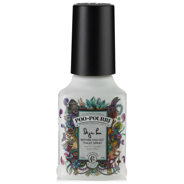 Poo Pourri 2 Ounce Deja Poo Before You Go Toilet Spray Free Shipping On Orders Over 45
