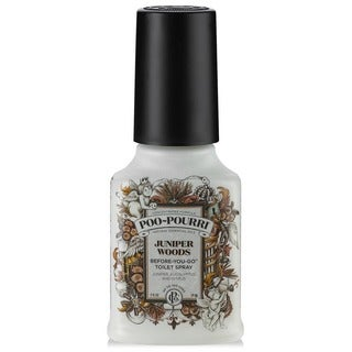 Poo-Pourri 2-ounce Juniper Woods Before-You-Go Toilet Spray