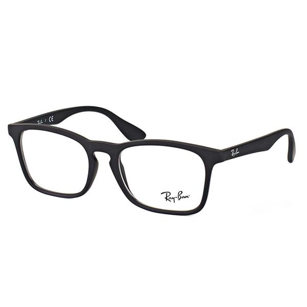 f30c628b845db0 Shop Ray-Ban RY 1553 3615 Children s Black Plastic Square Eyeglasses ...
