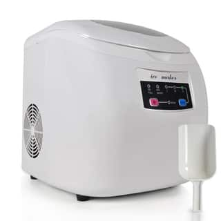NutriChef Electronic Ice Maker & Countertop Ice Cube Making Machine|https://ak1.ostkcdn.com/images/products/12407435/P19226884.jpg?impolicy=medium