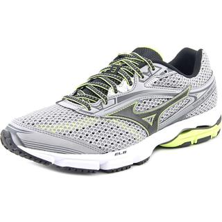 Mizuno Men's Wave Legend 3 Grey Mesh Athletic Shoes