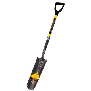 Seymour-Structron S604D 49559 29-inch D grip Handle Structron Drain Spade