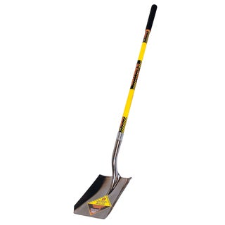Seymour-Structron S701 49732 48-inch Fiberglass Long Handle Structron Square Point Shovel