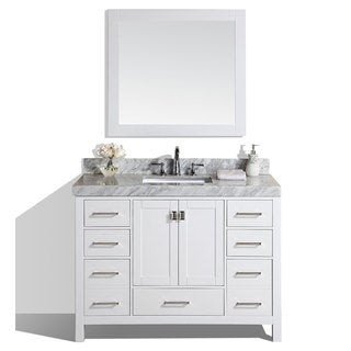 marble bathroom vanities vanity cabinets shop the best brands