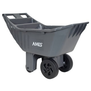 Ames 2463875 4 Cubic Foot Lawn Cart