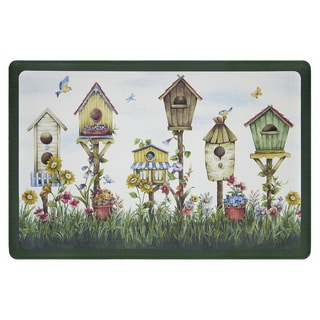 Achim Home Sweet Home Anti-fatigue Decorative Kitchen Floor Mat