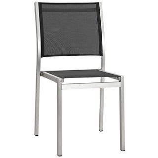 Shore Outdoor Patio Aluminum Dining Chair