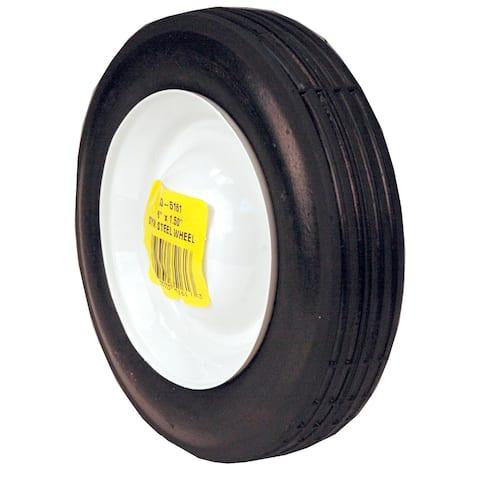 Maxpower 335161 6-inch x 1.5-inch Steel Wheel