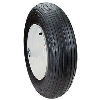 Maxpower 335260 8-inch Wheelbarrow Wheel Assembly