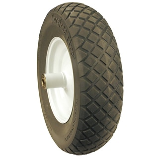 Maxpower 335275 Flat Proof Wheelbarrow Wheel