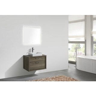 KubeBath Tucci Modern 30-inch Single Bathroom Vanity