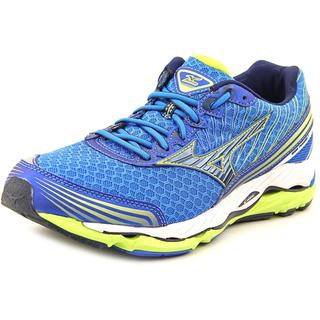 Mizuno Men's Wave Paradox 2 Blue Mesh and Rubber Athletic Shoes