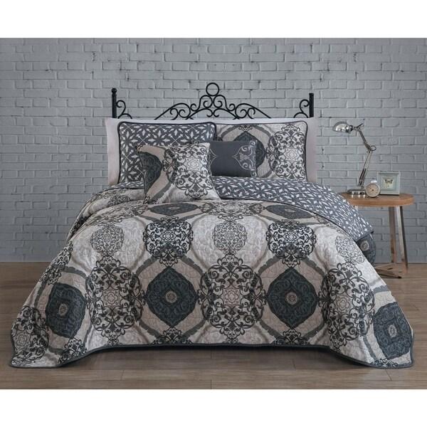 Avondale Manor Dolce 5-piece Quilt Set