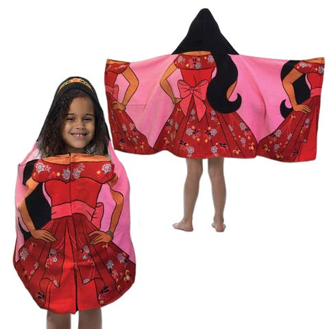 Disney Elena of Avalor Hooded Towel