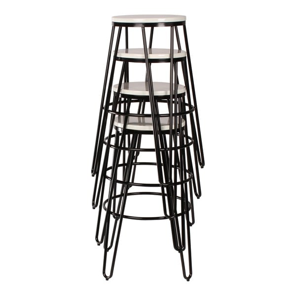 Kate and Laurel Tully Backless Two tone Wood and Metal Bar  : Kate and Laurel Tully Backless Two tone Wood and Metal Bar Stools Set of 4 59a2391b d1bb 4e30 b803 d07134d50b8b600 from www.overstock.com size 600 x 600 jpeg 20kB